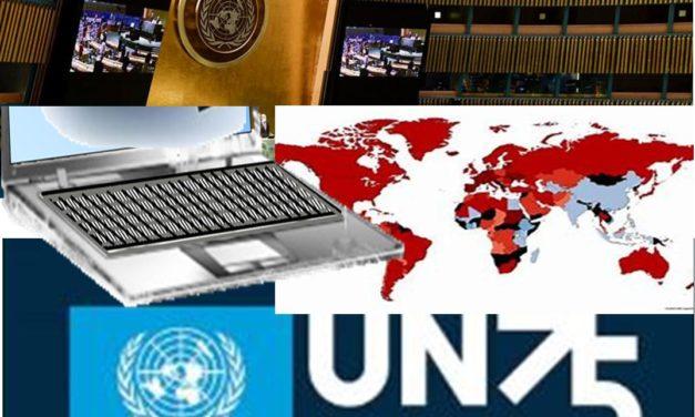 Comment l'initiative ONU75 a-t-elle fait usage des outils virtuels  pour réaliser une étude au milieu de la pandémie Covid-19 ?