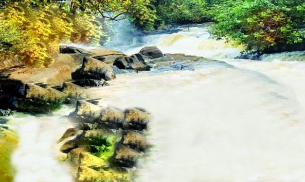 Les chutes de la Loufoulakari: une fierté naturelle et touristique du Congo Brazzaville