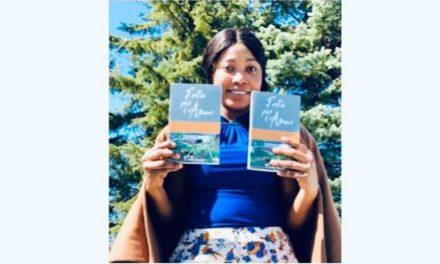 « PORTEE PAR L'AMOUR» TEL UN ŒUF : Edvie Kouka Nguimbi, UNE PLUME DE VIE QUI SAIT DIRE.