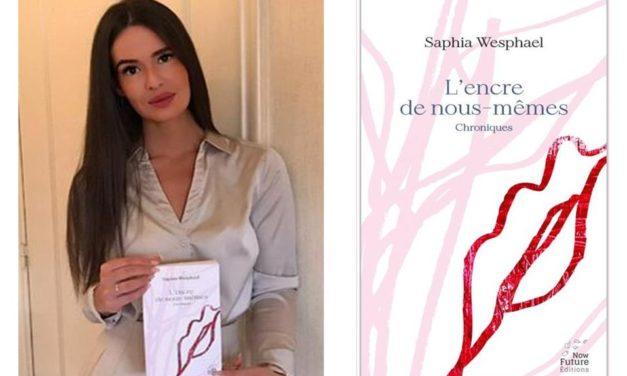 """<span lang =""""fr"""">LES CHRONIQUES DE SAPHIA WESPHAEL : POURQUOI FALLAIT-IL QU'IL EN SOIT AINSI?</span>"""