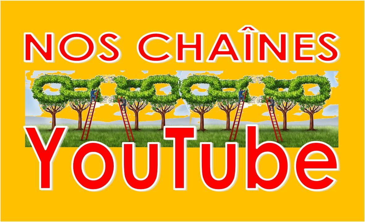 Eclairmonde, chaîne YouTube