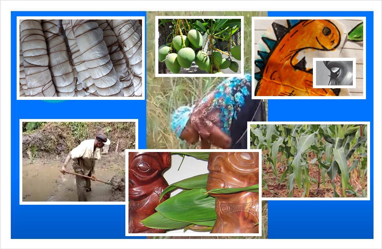 agriculture, art et artisanat
